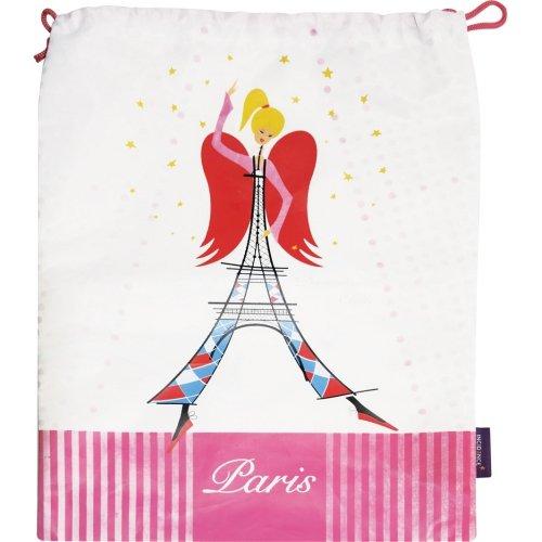 Incidence Paris Organizer per valigie, bianco (Bianco) - 60034