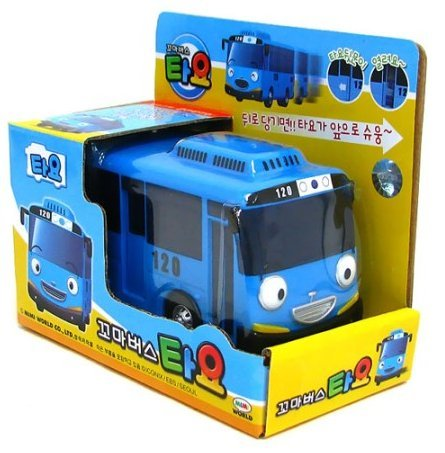 TAYO The Little Bus- TAYO -Korean Made TV Kids Animation Toy [Ship from South Korea]