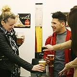 Gulp Biersäule Getränkespender | 3,5 Liter Bierspender, Tabletop-Biersäule - 5