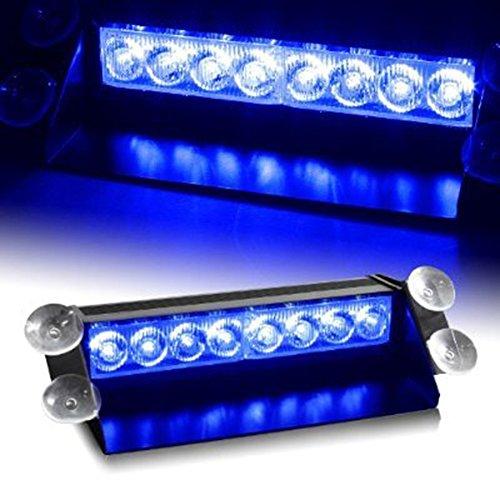 LED MARTIN - LUCES LED DE EMERGENCIA PARA COCHE (8 W) 8 0 WATTSW  12 VOLTSV