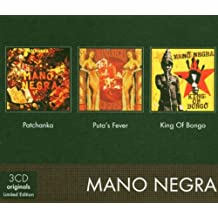 Coffret 3 CD : King of bongo / Patchanka / Puta's fever [Import allemand]