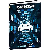 Quo Vadis Space invaders TEXTAGENDA Agenda scolaire Journalier 12x17cm Année 2018-2019