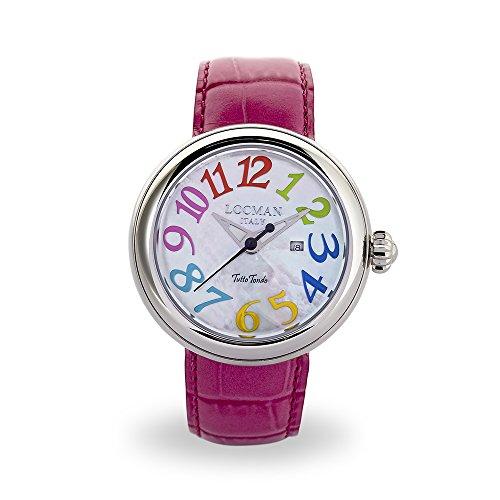 Locman Italy Mujer Reloj Tutto Tondo Rosa Ref. 360