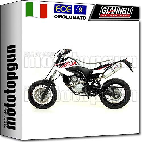 Giannelli Komplettanlage Yamaha WR 125 X | R