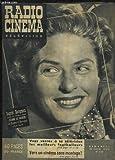 Telecharger Livres Radio Cinema Television N 230 Vous verrez a la television les meilleurs footballeurs Vers un cinema sans montage Ingrid Bergman (PDF,EPUB,MOBI) gratuits en Francaise