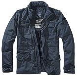 Brandit Winter Britannia Jacke Indigo - XL