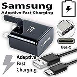 Genuine Samsung Fast Adaptive Mains Plug (EP-TA20UBE) &