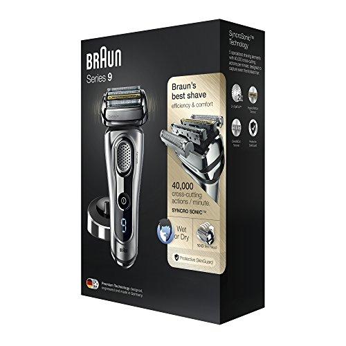 Afeitadora Braun Series 9 9260s