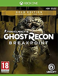 Tom Clancy's Ghost Recon Breakpoint Gold Edition (Xbox One) (B07RGQ6DPX) | Amazon price tracker / tracking, Amazon price history charts, Amazon price watches, Amazon price drop alerts