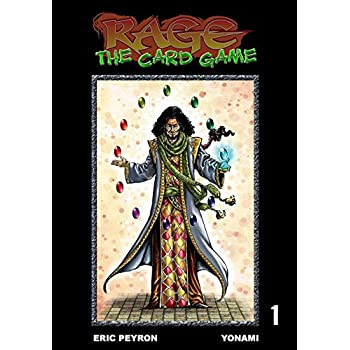 Rage Card Game 1 - French Version