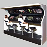 Slot Track Scenics TS1 1x Timing Stand - for Scalextric