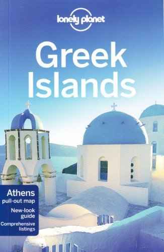 Lonely Planet Greek Islands (Travel Guide) by Lonely Planet, Averbuck, Clark, Hannigan, Kyriakopoulos, Mil (2012) Paperback