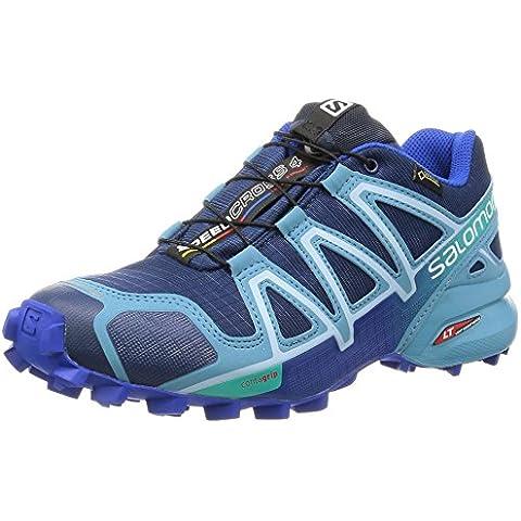Salomon L38308200, Zapatillas de Trail Running para Mujer