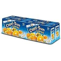 Capri-Sun Orange Mini-poches 10 x 20 cl - Pack de 4