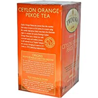 Twinings, Ceylon Orange Pekoe Tea, 20 Count Box