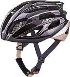 Alpina Damen FEDAIA Fahrradhelm, Nightshade, 53-58 cm