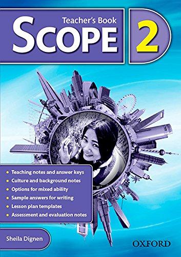 Scope 2. Teacher's Book