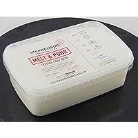 Melt and Pour Soap Base Shea Butter 1kg-5kg SLS FREE