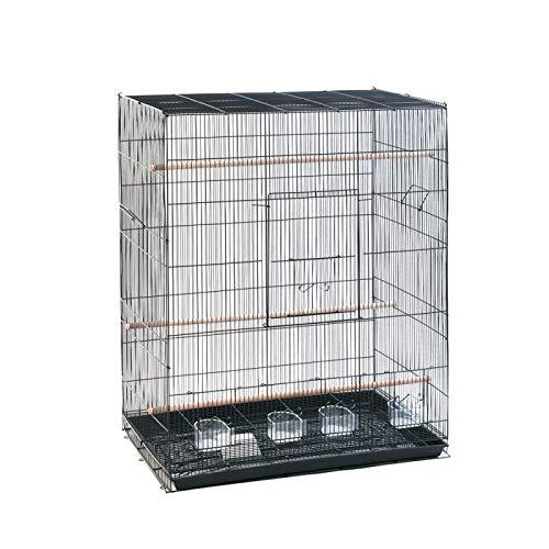 Zooplus Cage à Oiseaux Finca Mélodie 76 x 45 x 90 cm (L x l x H)