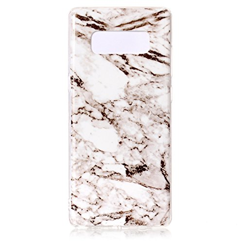 inShang Samsung Galaxy Note 8 Coque étui pour téléphone Portable, Anti Slip, Ultra Mince et léger, étui Rigide Fait dans Le matériel de TPU, Housse Mate9 Coque