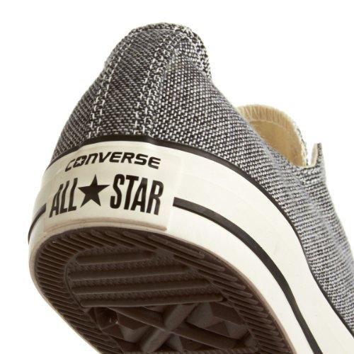 Converse Chuck Taylor All Star Adulte Seasonal Ox 15762 Damen Sneaker Black/Egret