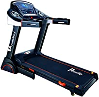 Powermax Fitness TDA-230 Motorized Treadmill with Auto Inclination and Auto Lubrication