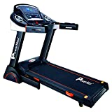 #9: Powermax Fitness TDA-230 Motorized Treadmill with Auto Inclination and Auto Lubrication