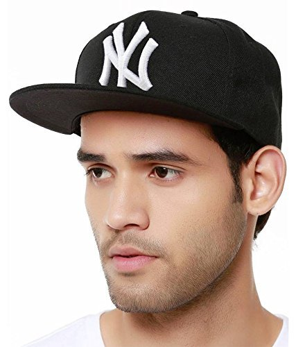 Krystle Men's Snapback Cap  available at amazon for Rs.195