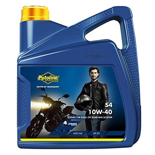 Öl 4Takt Putoline 10W40 4 Ltr. Motoröl S4 mineralisch