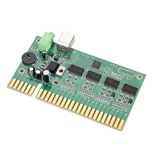 ASHATA Arcade USB Encoder Board, 28P Game Spielkonsole Motherboard Controller USB PC to Jamma, PC USB I/O Arcade Zubehör Steuerplatine Module Board für Jamma Mainboard -