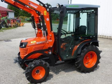 Cabine Agrital pour tracteurs Kubota B2420