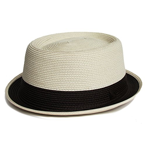 DASMARCA Bobby Crushable & Packable Porkpie Summer Hat