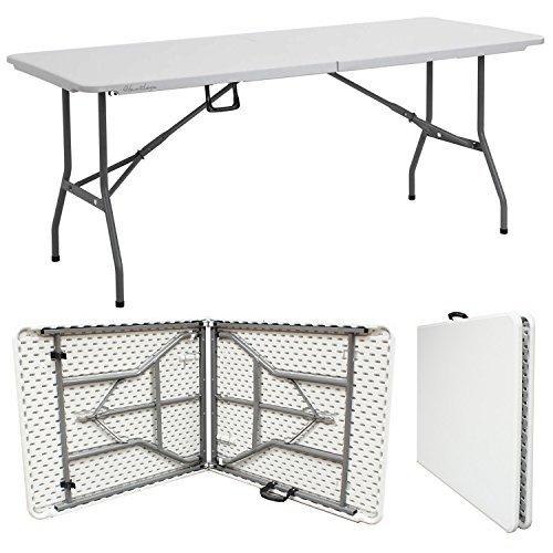 Hartleys 6 Foot Folding Table - ...