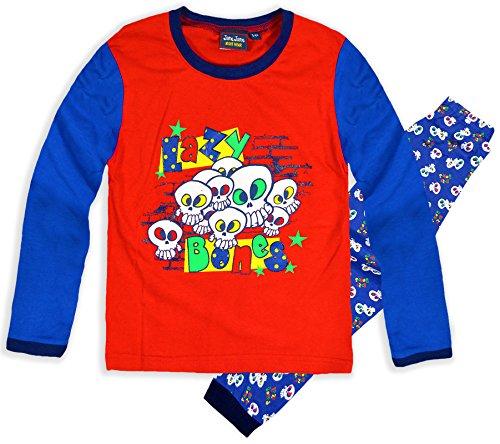Niños Monster Dinosaur Kids pijama de manga larga para niño (PJ Set