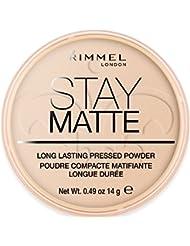 Rimmel Stay Matte Poudre Compacte 003 Peach Glow