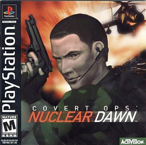 Covert Ops: Nuclear Dawn by Playstation Sony Covert