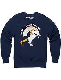 I'm So Freaking Fabulous Sweatshirt mit Rundhals, Herren