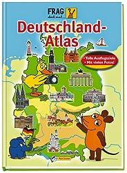 Frag doch mal die Maus, Deutschland-Atlas
