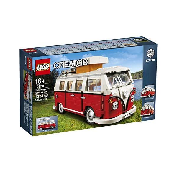 LEGO Volkswagen T1 Camper Van 1 spesavip