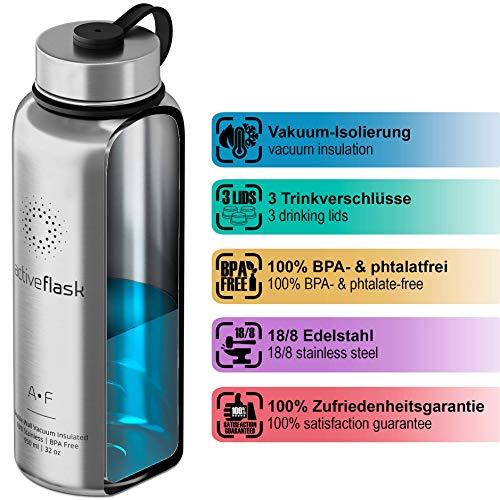 Zoom IMG-2 bottiglia termica active flask 3
