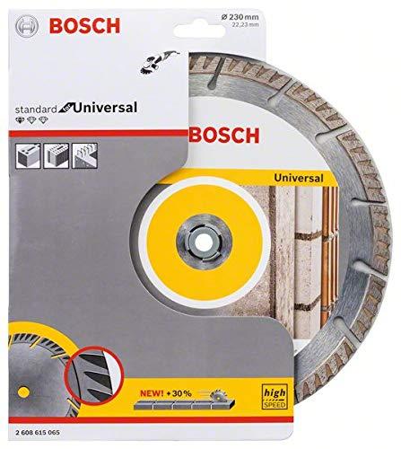 Bosch 2608615065 Diamant Standard Universal: 230mm (1)