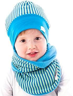 Anton & Sophie - Set de bufanda, gorro y guantes - para niño