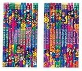 Bleistifte mit englischer Aufschrift, ideal für Lehrer als Geschenk oder Preis für die Kinder in der Klasse, 144 Stück Günstiger im Set