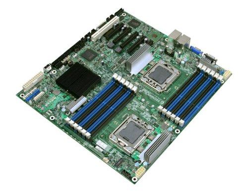 Intel Server Board S5520HC Intel 5520 Socket B (LGA 1366) SSI EEB Server-/Workstation-Motherboard - Server-/Workstation-Motherboards (Intel, Socket B (LGA 1366), DDR3-SDRAM, 800,1066,1333 MHz, 192 GB, SATA) (Board Server Intel Motherboard)