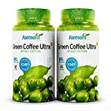 Green Coffee Ultra+ 800mg - 2 Confezioni - 120 Capsule