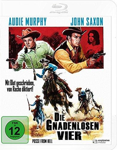 Die gnadenlosen Vier [Blu-ray]