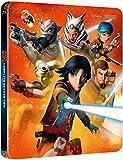 Star Wars Rebels Season 2 Limited Edition Steelbook / Import / Region Free Blu Ray