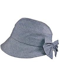 Wegener - Damen - Sommerhut Schirmmütze Hut Schirmkappe Sonnenschutzhut Schildmütze - 7656