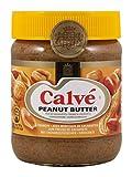 Calvé Erdnuss-Butter Crunchy, mit Erdnuss-Stückchen - 350gr