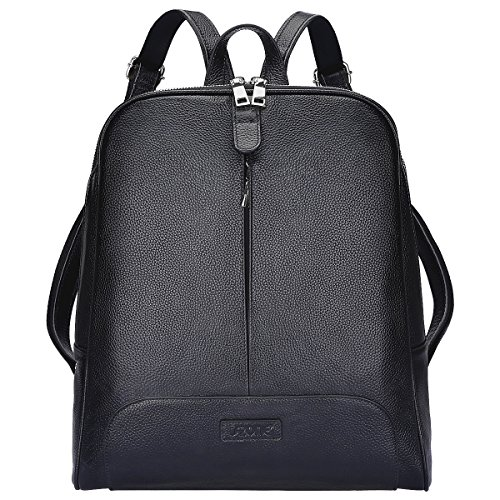 S-ZONE, Borsa a zainetto donna Nero Black Black
